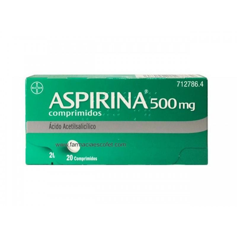 la aspirina reducirá los coágulos sanguíneos