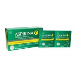 Aspirina C 10 comprimidos...