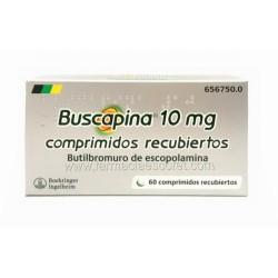 Buscapina 10 mg 60 comprimidos