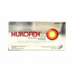 Nurofen 400 mg (ibuprofeno)...