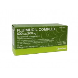Fluimucil complex 12...