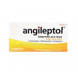 Angileptol miel-limon 30...