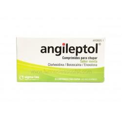 Angileptol menta 30...