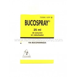 Bucospray aerosol 25 ml