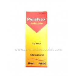 Pyralvex 10 ml