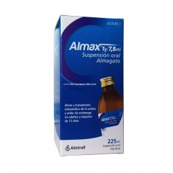 Almax jarabe 225 ml