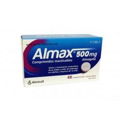 Almax 48 comprimidos...