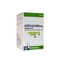 Ultra Levura 50 mg 50 cápsulas