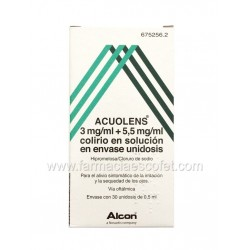Acuolens 30 monodosis