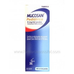 Mucosan pediatrico 3 mg/ml...