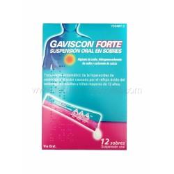 Gaviscon Forte 12 sobres