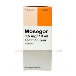 Mosegor jarabe 200 ml