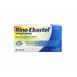 Rino-Ebastel 7 capsulas