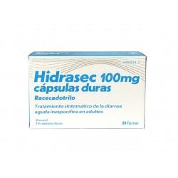 Hidrasec 100 mg 10 cápsulas