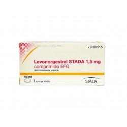 Levonorgestrel Stada 1,5 mg...