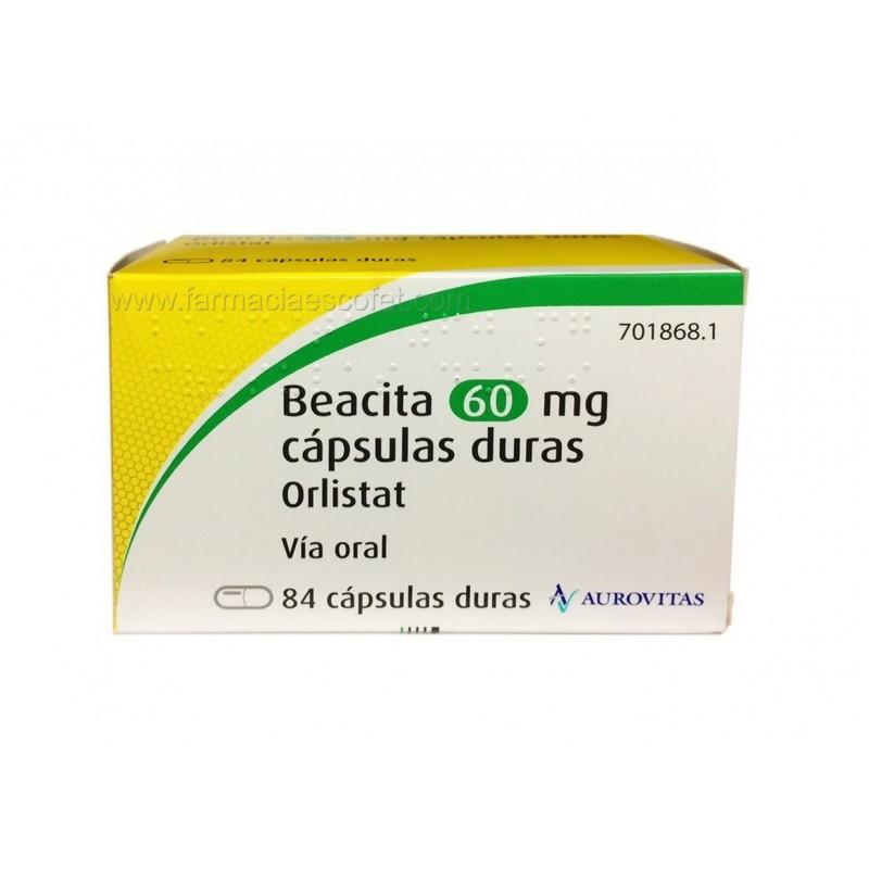 Medicina para bajar de peso orlistat 60