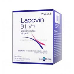 Lacovin solución 50 mg/ml...