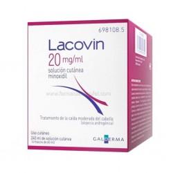 Lacovin solución 20 mg/ml...