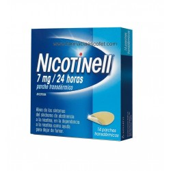 Nicotinell 7 mg 14 parches