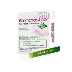 Bronchostop 20 pastillas...