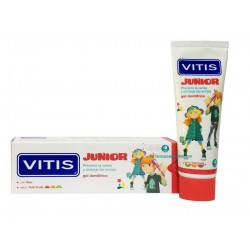 Gel dentífrico Vitis Junior...