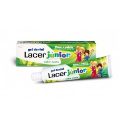 Gel dentífrico Lacer Junior...