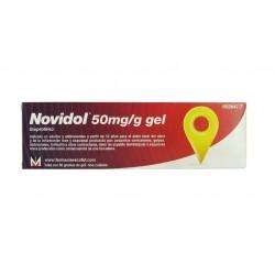 Novidol gel 60 gramos