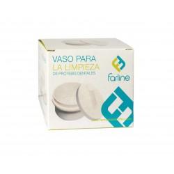 Vaso limpieza prótesis Farline