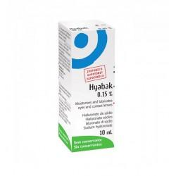 Hyabak 0,15% 10 ml