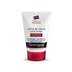 Crema de manos Neutrogena...