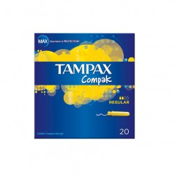 Tampax Compak Regular 22 uds