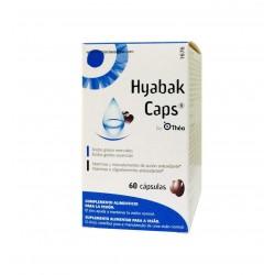 Hyabak caps 60 cápsulas