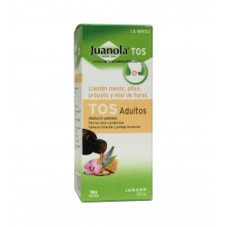 Juanola Tos adultos 150 ml