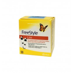 Freestyle Lite 50 tiras...