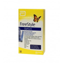 Freestyle Optium 50 tiras...