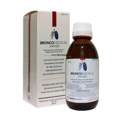 Bronco Medical jarabe 180 ml