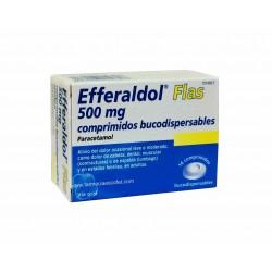 Efferaldol Flas 500 mg...