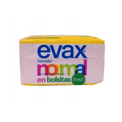 Salvaslip Evax normal fresh