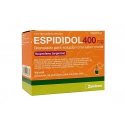 Espididol 400 mg 20 sobres
