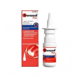Frenasal Plus spray 10 ml