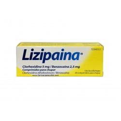Lizipaina 20 comprimidos...