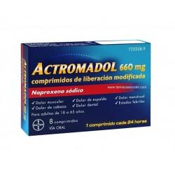 Actromadol 660 mg 8...
