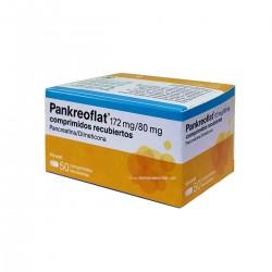 Pankreoflat 172/80 mg 50...
